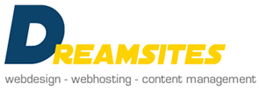 Dreamsites webdesign - webhosting - content management